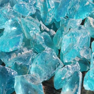Blue Garden Glass Mulch pictures & photos