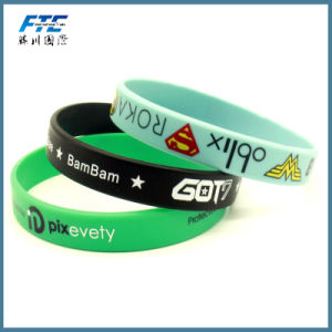 Advertising Wristband Promotion Gift Silicone Wristband pictures & photos