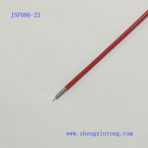 Semi Flexible Coaxial Cable Jsf086