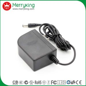 24V1a AC/DC Adapter 24W Switching Power Adapter (UK, AU, US, JP, EU) pictures & photos