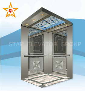 Passenger Elevator for Hotels and Apartments Xr-P12 pictures & photos
