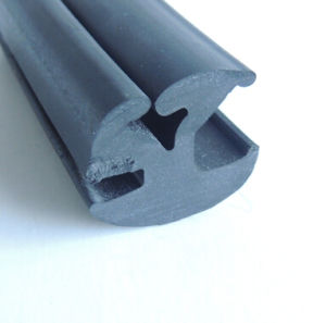 Glass Door Rubber Weather Sealing Strip pictures & photos