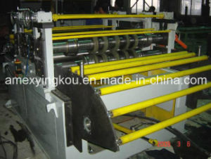 Steel Drum Make Machine Sheet Cutting Machine pictures & photos