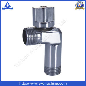 Forged Plumbing Sanitary Brass Angle Elbow Valve (YD-5015) pictures & photos