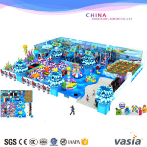 Ocean Theme Indoor Structure Playground for Indoor Toys pictures & photos
