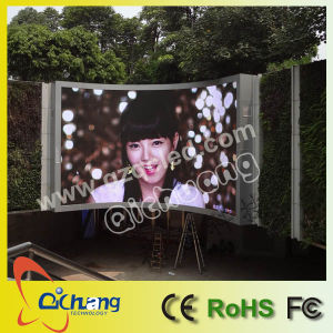 P8 RGB Full Color Commercial LED Display Sign pictures & photos
