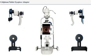 Cellphone/ Tablet Photography Adapter for Slit Lamp or Microscope pictures & photos