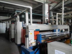 Second Hand 3 Layers CPP Casting Film Making Machine pictures & photos