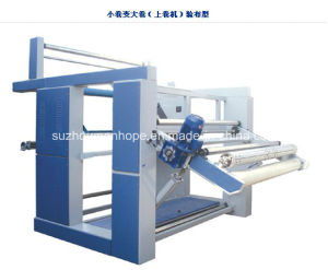 Rh Small Roll to Big Roll Machine pictures & photos
