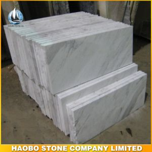 Imported Volakas White Marble Tile pictures & photos