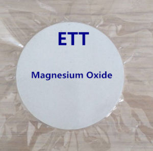 High Quality Magnesium Oxide (MGO) Sputtering Target pictures & photos