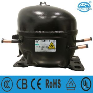 R290 Refrigeration Compressor Qm61u for Refrigerator pictures & photos