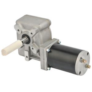 DC Worm Gear Motor for Printing pictures & photos