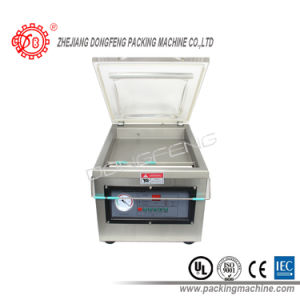 Meat Vegetables Vacuum Sealer for Fresh Food (DZ-300) pictures & photos