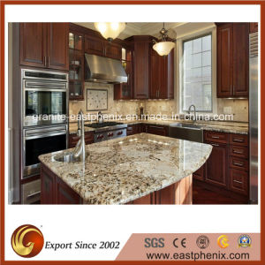 Top Quality Polished Granite Countertop for Kitchen/Bathroom pictures & photos