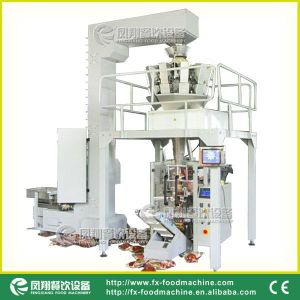 Fl-420 Fully Automatic Potato Chips Weighing Packaging Machine (50-1000g/bag) pictures & photos
