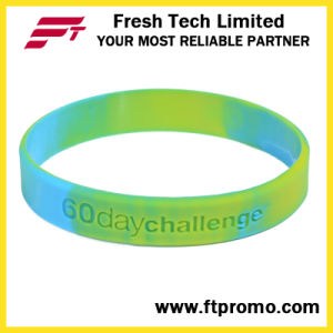 Customized Silicone Wristband with Your Logo pictures & photos