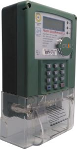 Single Phase Sts Keypad Prepaid Energy Meter for Indonesia Market pictures & photos