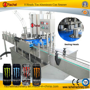 Automatic Canned Drinks Seamer Equipment pictures & photos