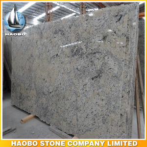 Crystal White Granite Slabs and Tiles Factory Direct pictures & photos