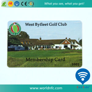 125kHz PVC Em4200 Smart Card for Park pictures & photos