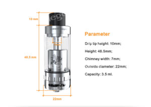 Hot Selling Greekvape Griffin Rta Tank in Stock pictures & photos