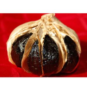 The Sweet Taste Whole Black Garlic pictures & photos
