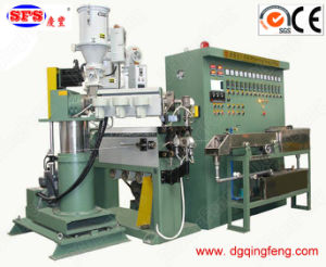 Chemical Foaming Extrusion Line pictures & photos