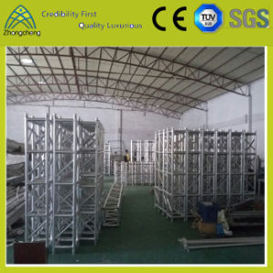 Performance Aluminum Alloy Spigot Lighting Stage Event Roof Truss pictures & photos