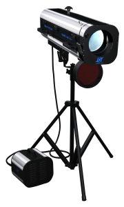 1200W HMI Follow Spot Tracking Light for Stage Lighting