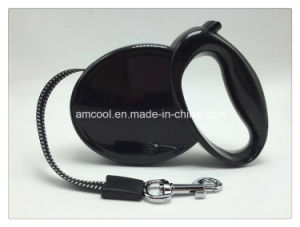 Custom Logo Retractable Dog Leash pictures & photos