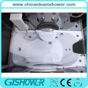 Luxury Computerized Bathroom Massage Steam Shower (GT0530) pictures & photos