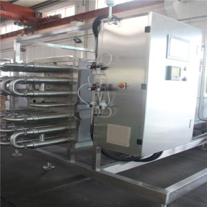 Pipe Type Sterilizer (UHT stainless steel) pictures & photos