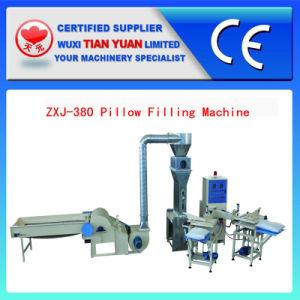 Automatic Pillow Filling Machine (ZXJ-380) pictures & photos