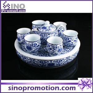 Blue and White Chinese Style Porcelain Tea Set pictures & photos