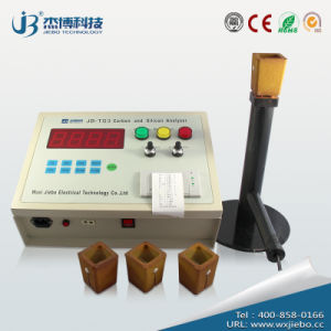 Jb-Ts3 Casting Furnace Front Carbon and Silicon Analyzer pictures & photos