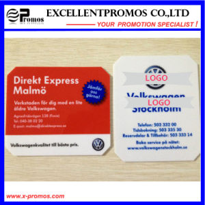 Fast Delivery Logo Customized Paper Coaster (EP-PC55519) pictures & photos