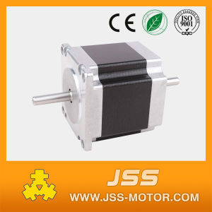 NEMA 17 Dual Shaft Stepper Motor pictures & photos