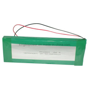 Rechargeable Li-Polymer Lithium Battery for Portable DVD pictures & photos