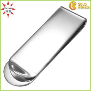 Cheap Make Blank Metal Money Clip pictures & photos