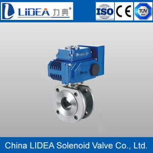 Floating Electric Ball Valve Manual Valves with Factory Price