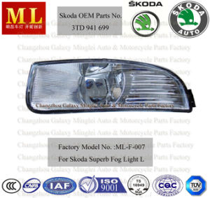 Auto Fog Lamp for Skoda Superb From 2008 (3T0 941 701) pictures & photos