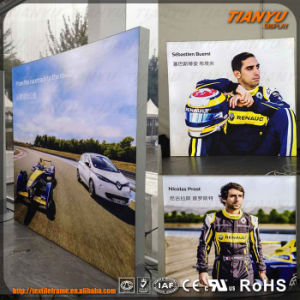 Colourful Fabric Printing LED Exhibition Stand pictures & photos