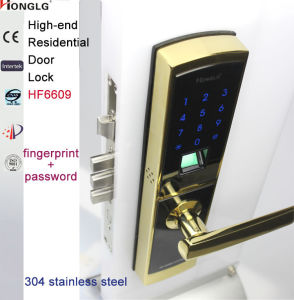 Fingerprint/Card/Password Multi-Functions Access Control (HF6609) pictures & photos