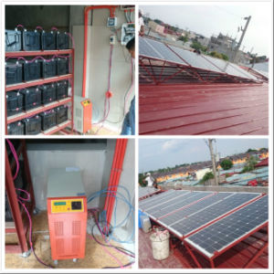 Factory Price 6kw Complete Set off Grid Home Solar System pictures & photos