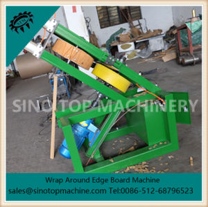 Coil Protection Wa Cardboard Edge Protector Machine pictures & photos