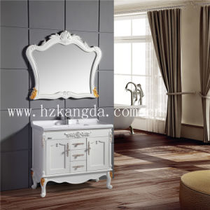 PVC Bathroom Cabinet/PVC Bathroom Vanity (KD-8003) pictures & photos