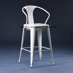 Factory Supply Colorful Durable Metal Industrial Bar Chair (SP-MC040) pictures & photos