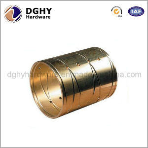 Customized Precision Metal Brass Turned Parts by CNC Lathe Machining