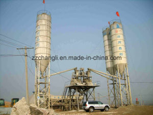 35m3/H Skip Type Concrete Mixing Plant, Ready-Mixed Concrete Plant pictures & photos